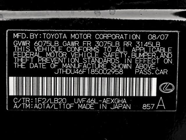 2008 Lexus LS 600h L Burbank, CA 30