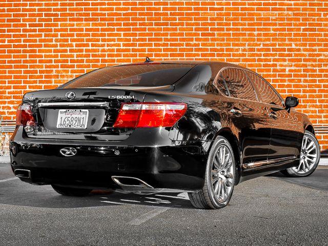2008 Lexus LS 600h L Burbank, CA 4