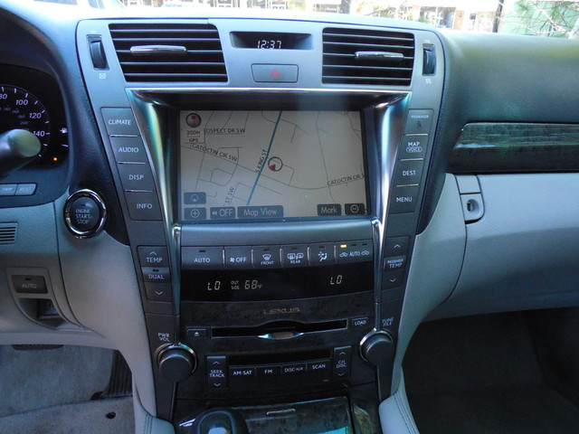 2008 Lexus LS460 Leesburg, Virginia 20