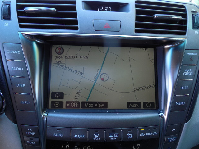 2008 Lexus LS460 Leesburg, Virginia 21