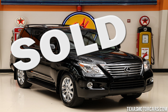 2008 Lexus LX 570 This Carfax 1-Owner accident-free 2008 Lexus LX 570 is in great shape with only