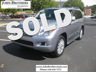 2008 Sold Lexus LX 570 Conshohocken, Pennsylvania