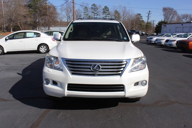 2008 Lexus LX 570 4WD - TECH PKG - REAR DVD - HEATED/COOLED LEATHER! Mooresville , NC 16