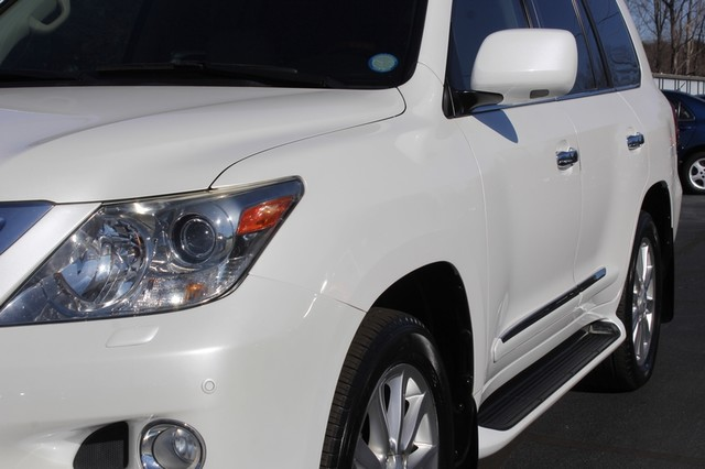 2008 Lexus LX 570 4WD - TECH PKG - REAR DVD - HEATED/COOLED LEATHER! Mooresville , NC 26