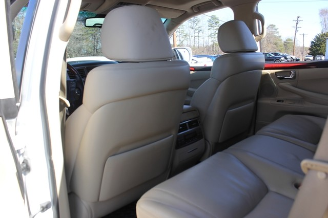 2008 Lexus LX 570 4WD - TECH PKG - REAR DVD - HEATED/COOLED LEATHER! Mooresville , NC 62