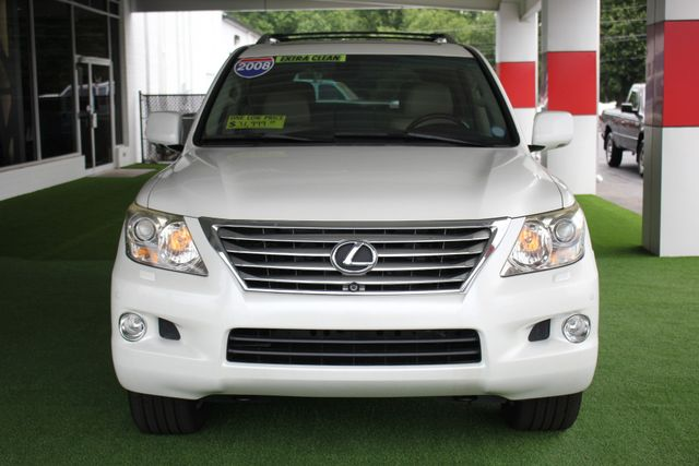 2008 Lexus LX 570 4WD - TECH PKG - REAR DVD - HEATED/COOLED LEATHER! Mooresville , NC 18