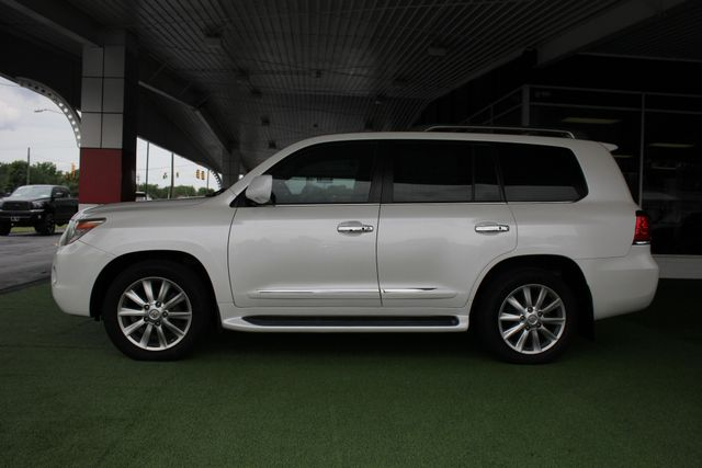 2008 Lexus LX 570 4WD - TECH PKG - REAR DVD - HEATED/COOLED LEATHER! Mooresville , NC 17