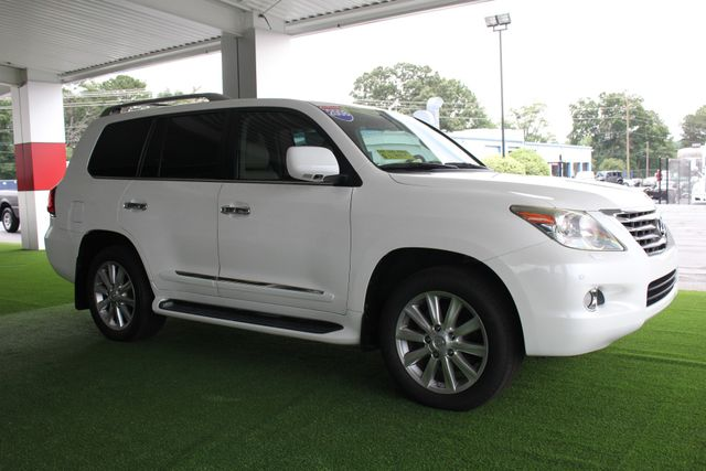 2008 Lexus LX 570 4WD - TECH PKG - REAR DVD - HEATED/COOLED LEATHER! Mooresville , NC 22
