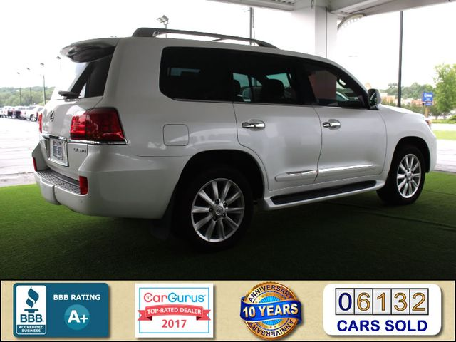 2008 Lexus LX 570 4WD - TECH PKG - REAR DVD - HEATED/COOLED LEATHER! Mooresville , NC 2