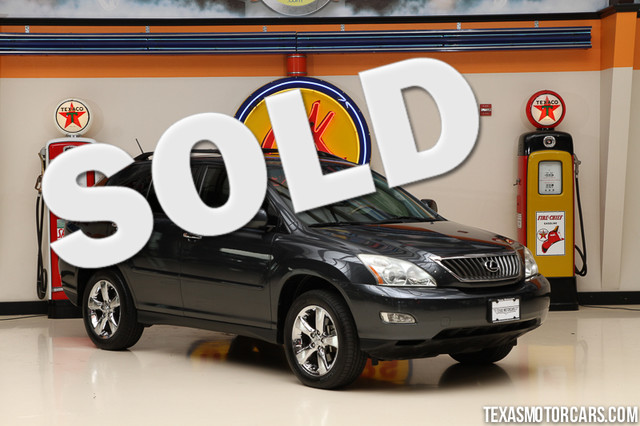 2008 Lexus RX 350 This Carfax 1-Owner 2008 Lexus RX 350 is in great shape with only 100 514 miles