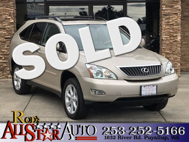 2008 Lexus RX 350 AWD This vehicle is a CarFax certified one-owner used car Pre-owned vehicles ca