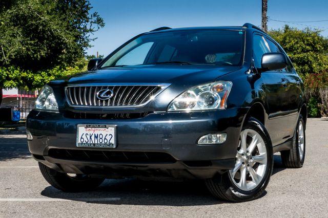 2008 Lexus RX 350  PREMIUM PLUS - NAVI - 120K MILES - HTD STS Reseda, CA 2