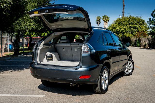 2008 Lexus RX 350  PREMIUM PLUS - NAVI - 120K MILES - HTD STS Reseda, CA 11