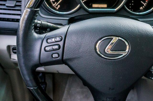 2008 Lexus RX 350  PREMIUM PLUS - NAVI - 120K MILES - HTD STS Reseda, CA 20