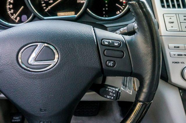 2008 Lexus RX 350  PREMIUM PLUS - NAVI - 120K MILES - HTD STS Reseda, CA 21