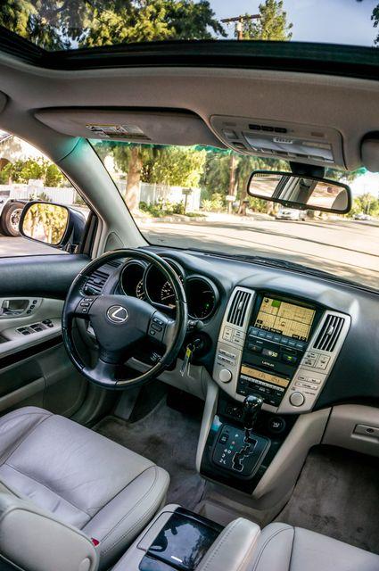 2008 Lexus RX 350  PREMIUM PLUS - NAVI - 120K MILES - HTD STS Reseda, CA 38