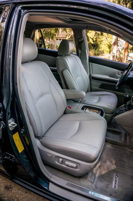 2008 Lexus RX 350  PREMIUM PLUS - NAVI - 120K MILES - HTD STS Reseda, CA 34