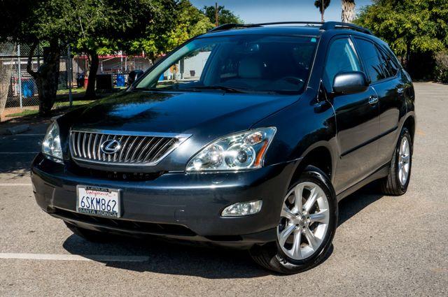 2008 Lexus RX 350  PREMIUM PLUS - NAVI - 120K MILES - HTD STS Reseda, CA 44