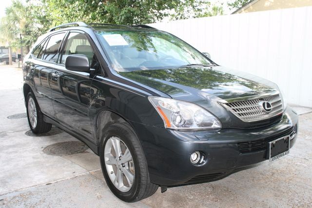 2008 Lexus RX 400h Hybrid Houston, Texas 1
