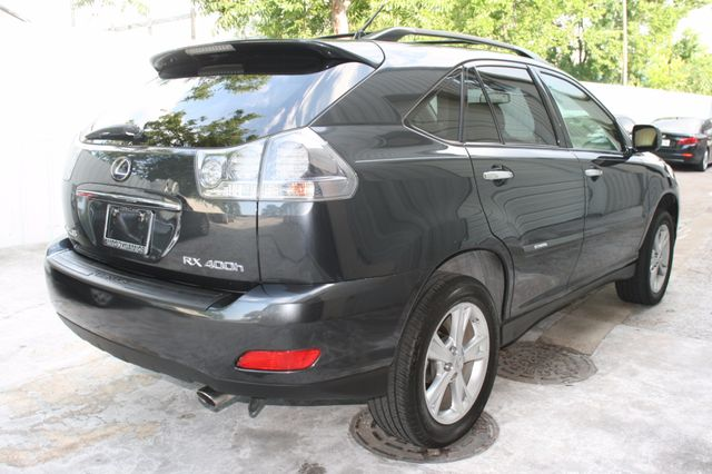2008 Lexus RX 400h Hybrid Houston, Texas 3