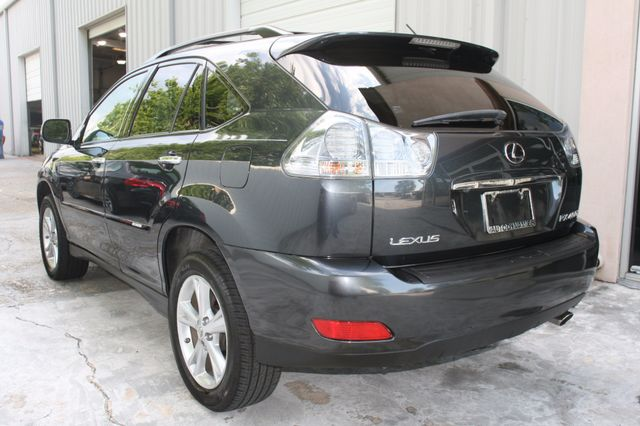 2008 Lexus RX 400h Hybrid Houston, Texas 5