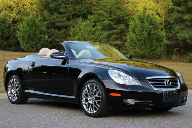 2008 Lexus SC 430 Roadster Mooresville, North Carolina 0