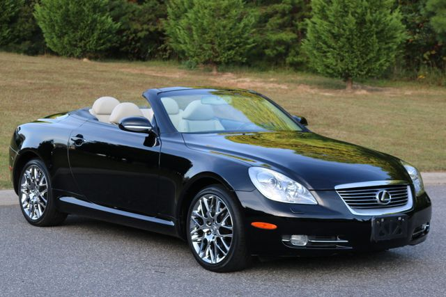 2008 Lexus SC 430 Roadster Mooresville, North Carolina 2