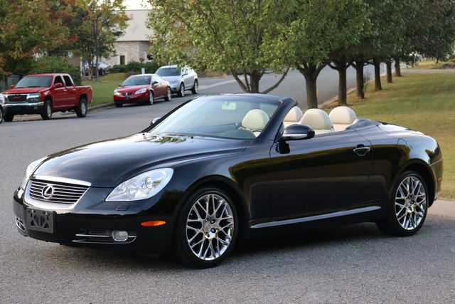 2008 Lexus SC 430 Roadster Mooresville, North Carolina 6