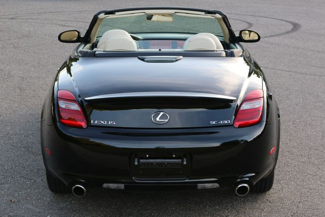 2008 Lexus SC 430 Roadster Mooresville, North Carolina 10