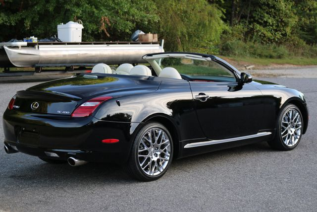 2008 Lexus SC 430 Roadster Mooresville, North Carolina 11
