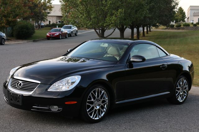 2008 Lexus SC 430 Roadster Mooresville, North Carolina 63