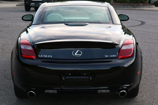 2008 Lexus SC 430 Roadster Mooresville, North Carolina 67