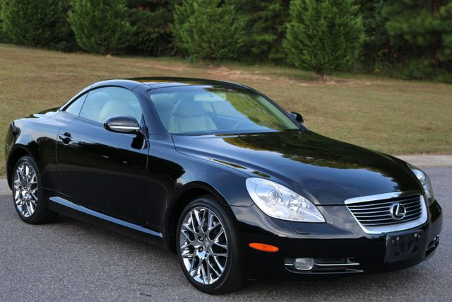 2008 Lexus SC 430 Roadster Mooresville, North Carolina 71
