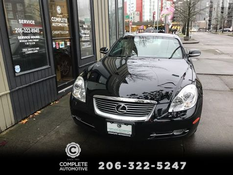 2008 Lexus SC 430 Convertible 32,422 Original Miles Always Garaged Impossible to Duplicate Like New in Seattle