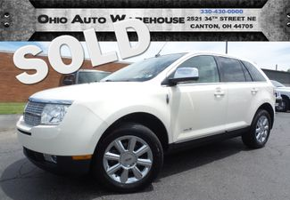 2008 Lincoln MKX AWD Leather V6 We Finance | Canton, Ohio | Ohio Auto Warehouse LLC in  Ohio