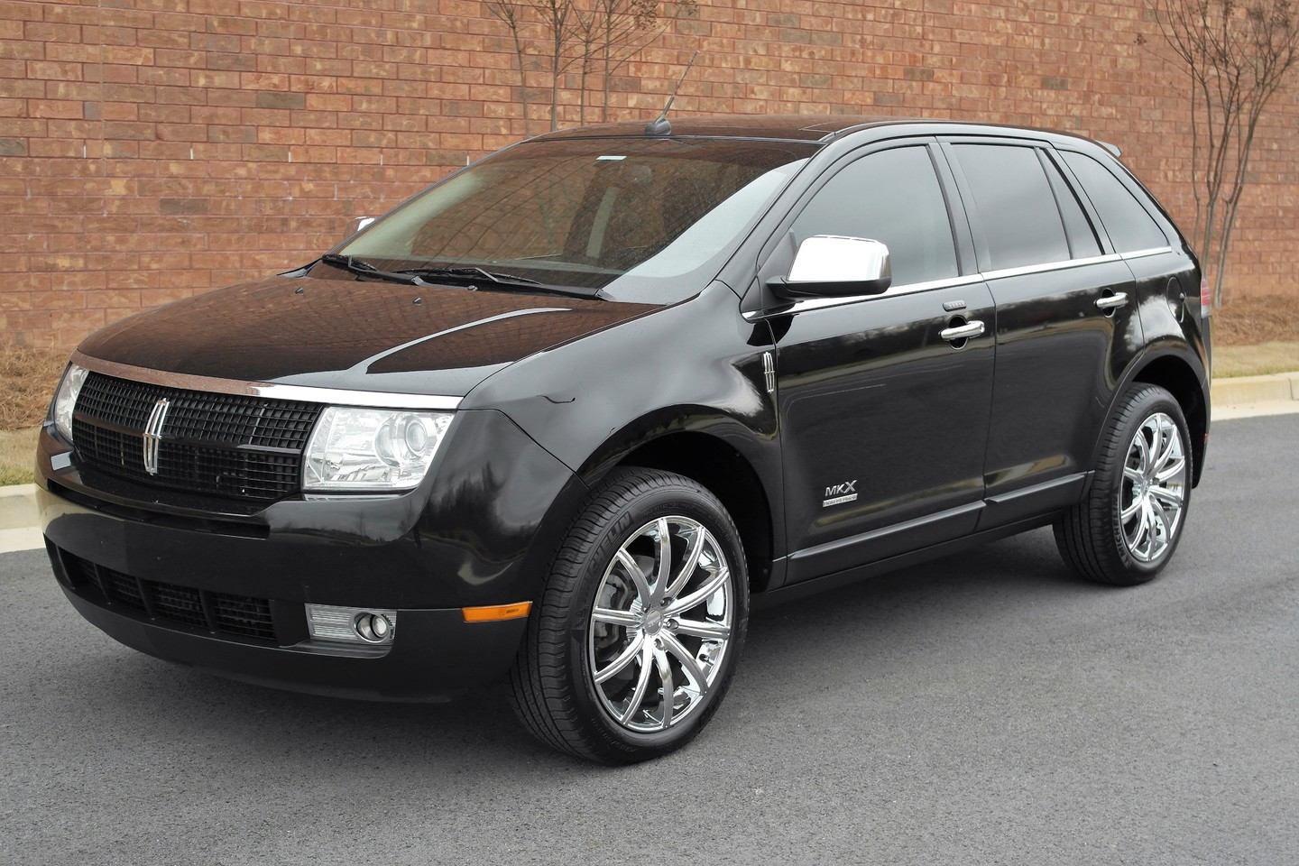 2008 lincoln mkx special edition awd flowery branch ga. Black Bedroom Furniture Sets. Home Design Ideas