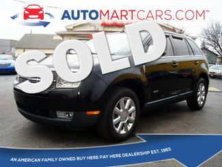 2008 Lincoln MKX in Nashville Tennessee