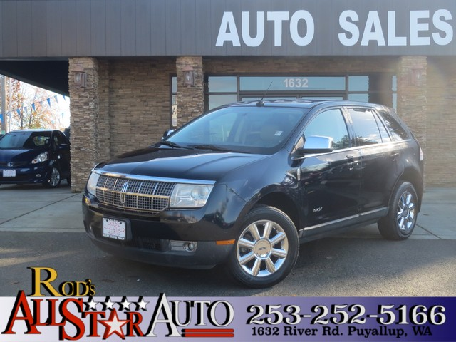 2008 Lincoln MKX The CARFAX Buy Back Guarantee that comes with this vehicle means that you can buy