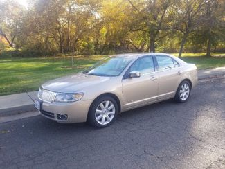 2008 Lincoln MKZ Chico, CA 2