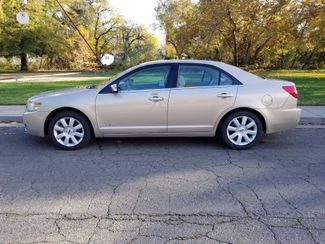 2008 Lincoln MKZ Chico, CA 3