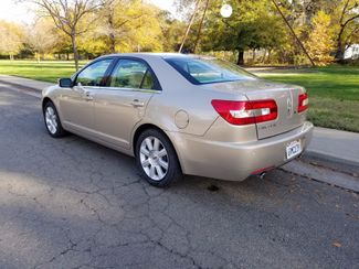 2008 Lincoln MKZ Chico, CA 4