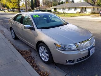 2008 Lincoln MKZ Chico, CA 8