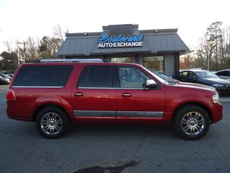 2008 Lincoln Navigator L 4x4 Charlotte, North Carolina 1
