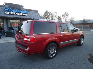 2008 Lincoln Navigator L 4x4 Charlotte, North Carolina 2