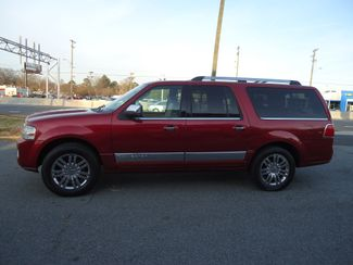 2008 Lincoln Navigator L 4x4 Charlotte, North Carolina 5