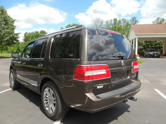 2008 Lincoln Navigator Leesburg, Virginia 2
