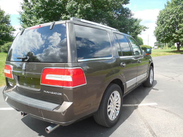 2008 Lincoln Navigator Leesburg, Virginia 1