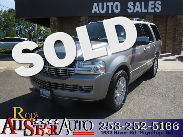 2008 Lincoln Navigator AWD The CARFAX Buy Back Guarantee that comes with this vehicle means that y