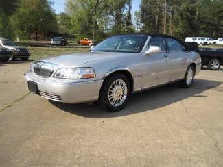 2008 Lincoln Town Car Limited Batesville, Mississippi