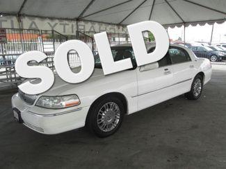 2008 Lincoln Town Car Limited Gardena, California